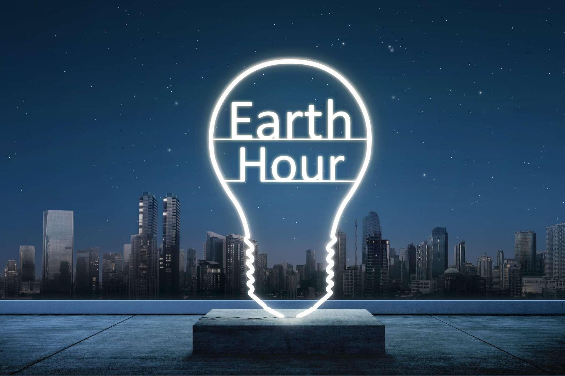 Samedi 28 mars, le WWF invite chaque citoyen du monde à éteindre ses lumières durant une heure. © AmySachar, Adobe Stock
