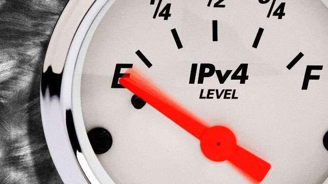 L'Asie est le premier continent à atteindre la limite de l'IPv4. © DR