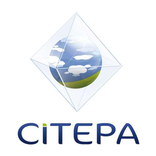 Logo du Centre interprofessionnel technique d'études de la pollution atmosphérique. © Citepa