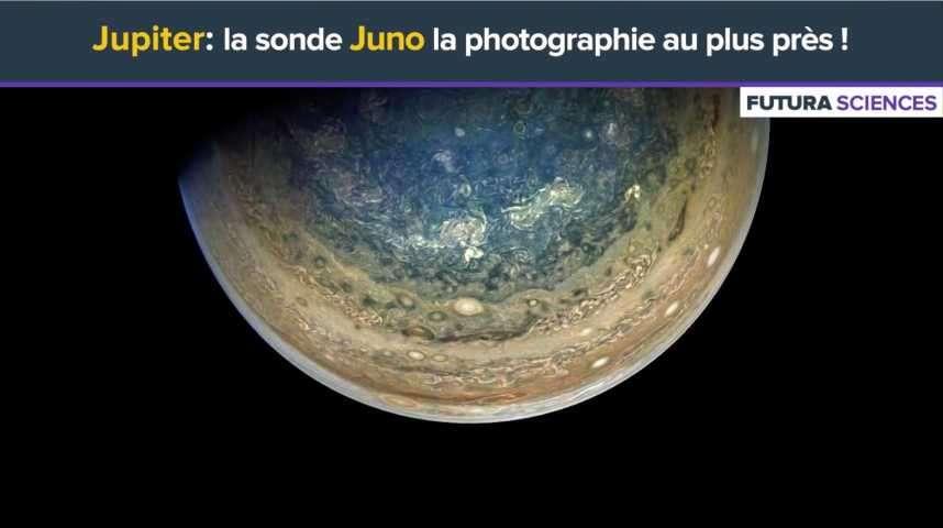 Survolez Jupiter comme si vous y étiez !