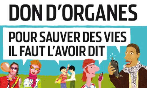 La Journée du don d'organes est une bonne opportunité d'en parler avec vos proches. © Agence de la biomédecine