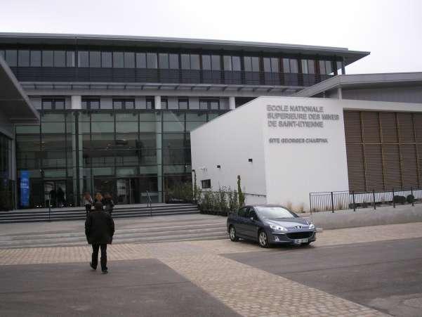 Le Centre de microélectronique de Provence Georges-Charpak. Crédit : Futura-Sciences