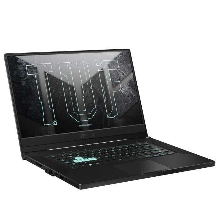 Bon plan : le PC portable gamer ASUS DASH-TUF516PM-AZ066 © Cdiscount