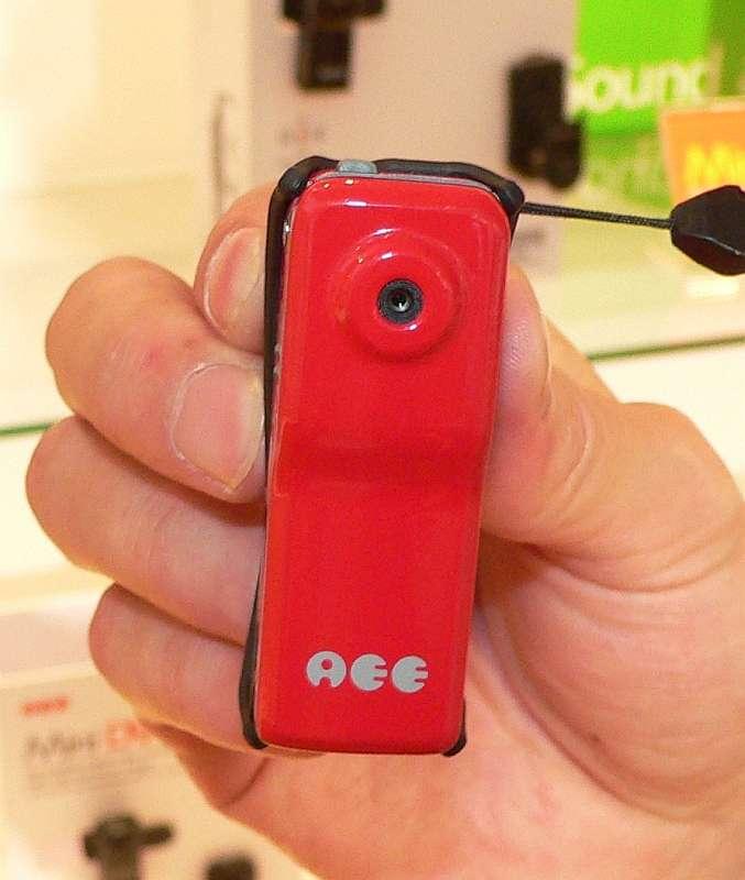 Simplissime, mais son volume est seulement de 20 cm3. © AEE