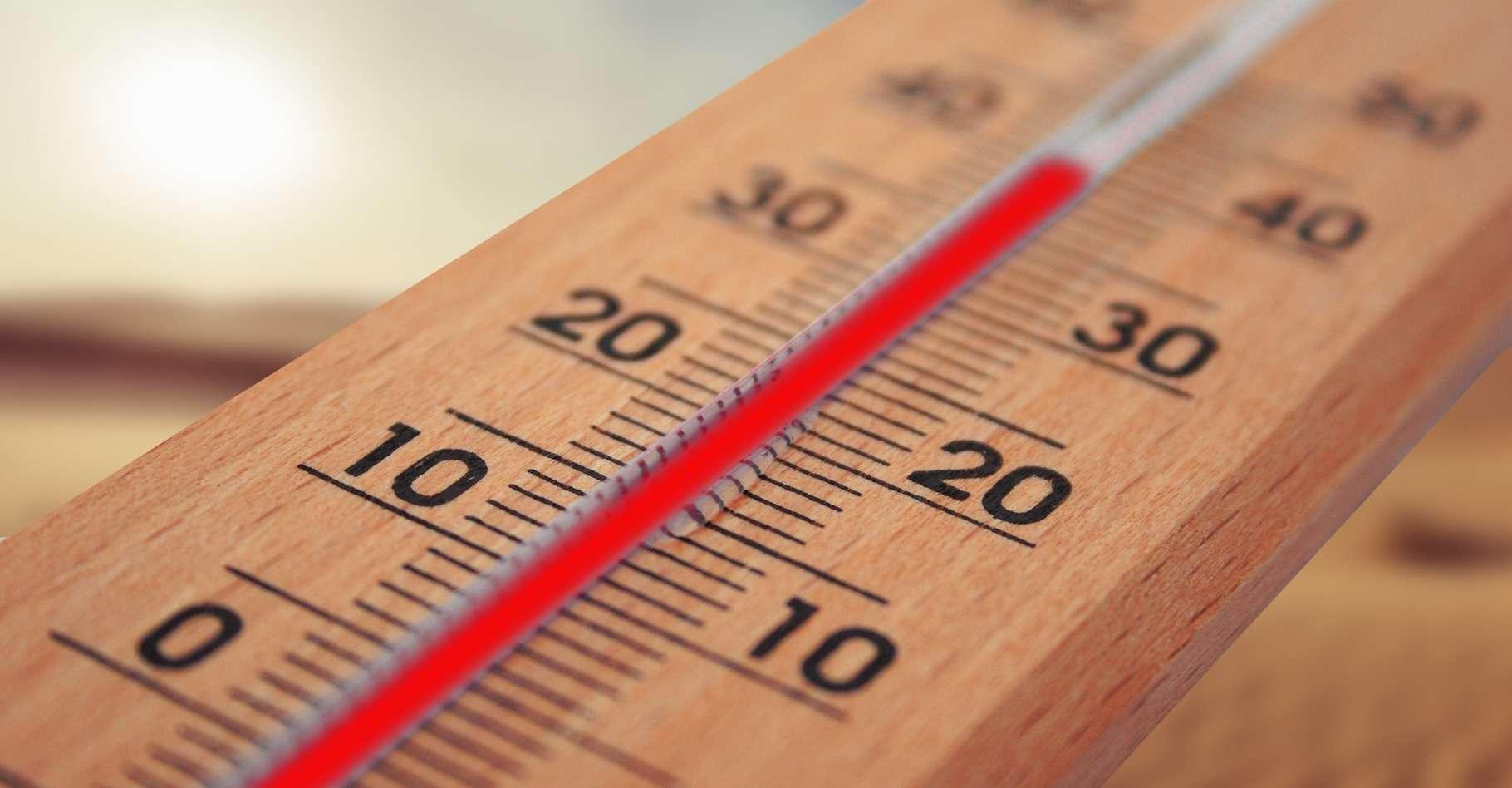 Le mois de septembre 2019 aura été le mois de septembre le plus chaud jamais enregistré. © geralt, Pixabay License