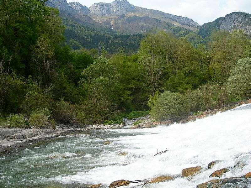 La directive cadre sur l'eau doit assurer d'atteindre un bon état de toutes les masses d'eau européennes en 2015. © Totodu74, Wikimedia domaine public