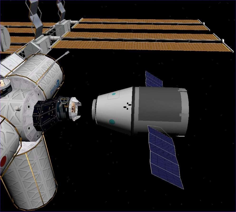La Nasa et SpaceX envisagent d'envoyer s'amarrer le cargo Dragon à l'ISS dès son prochain lancement. Un scénario qui n'enchante pas la Russie, soucieuse de s'assurer que l'engin est conforme à toutes les normes de sécurité avant de s'amarrer. Elle préférerait que la Nasa respecte le plan initial qui prévoyait trois vols de démonstration. © SpaceX