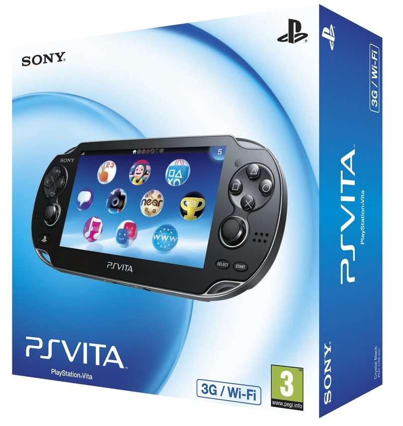 La Vita, future console portable de Sony, est encore dans sa boîte. © Tous droits réservés - Sony Computer Entertainment