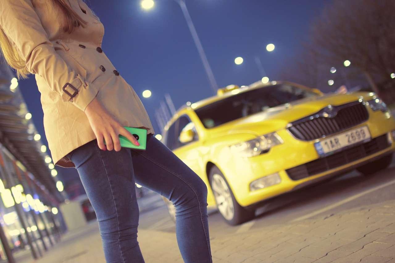 Refuser un taxi ou un vtc à cause de son odeur ? Ford y a pensé. © StockSnap/Pixabay