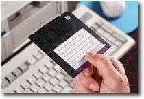 La fin du lecteur de disquette ?