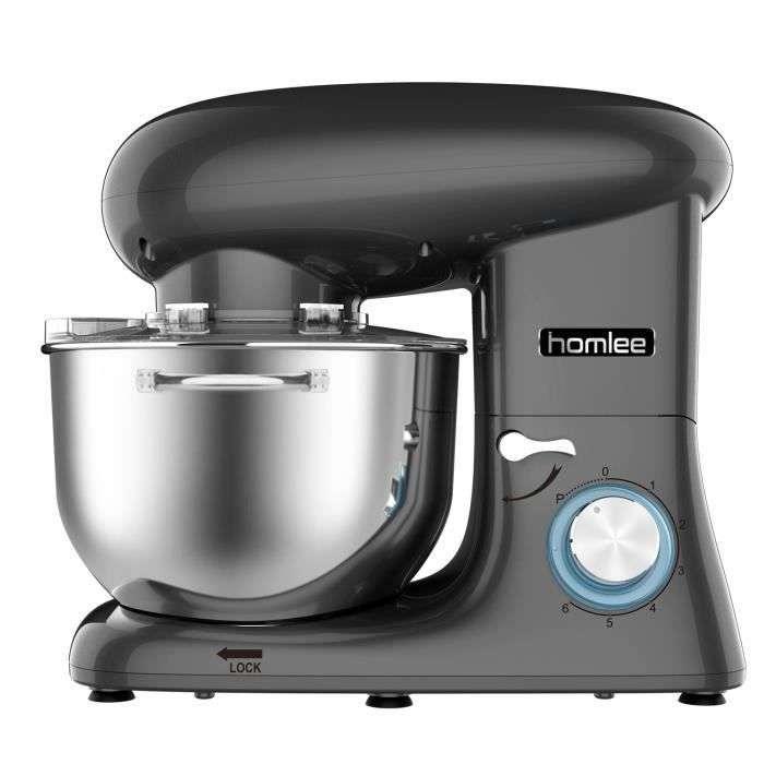 Bénéficiez de 100 € de réduction sur le robot pâtissier HOMLEE © Cdiscount