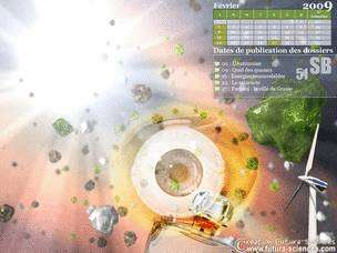 Des quasars aux énergies renouvelables