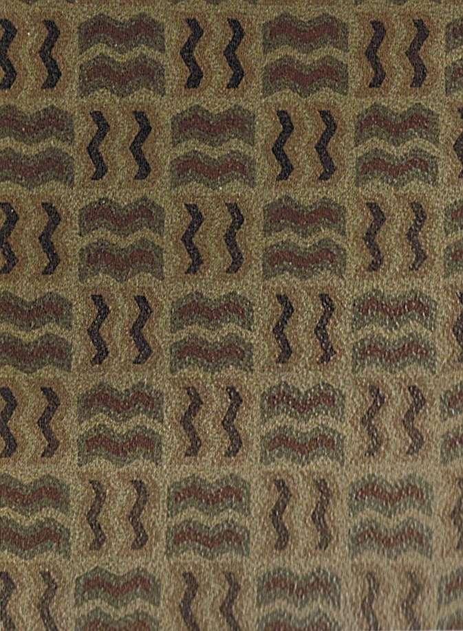 Le linoléum est un revêtement de sol à la fois écologique et décoratif. © Heinz Stoffregen, Domaine public, Wikimedia Commons
