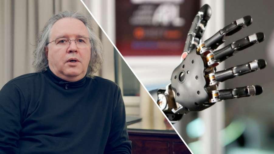 Interview : la technologie fera-t-elle de nous des Hommes augmentés ?