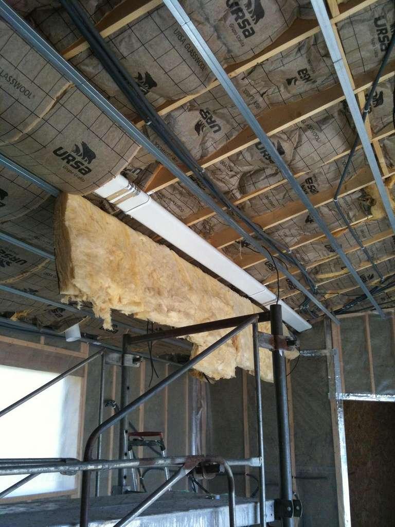 Dans le domaine du bâtiment, la résistance thermique est très importante car elle permet de choisir les produits qui favoriseront le plus les performances énergétiques du logement. © Frédérique Laporte, CC BY-NC-ND 2.0, Flickr