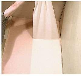 Détacher la couche pelable d'un vinyle, crédits DR.