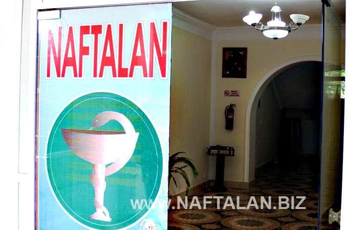Se prélasser dans un bon bain de pétrole, rien de tel ! © Naftalan.biz