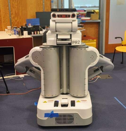À l'origine, les chercheurs du MIT ont développé le système de cartographie en temps réel pour un robot motorisé censé remplacer les humains pour aller sur des lieux dangereux. © MIT/CSAIL