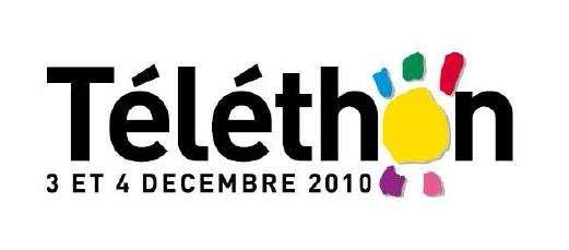 Le Téléthon 2010 commence aujourd'hui. À vos dons ! © DR