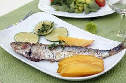 Le poisson est particulièrement indiqué pour la future maman - Crédits Fotolia