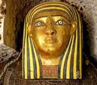 Retrouvez 3.000 ans d'histoire révélés par les fouilles archéologiques de Saqqara. © DR