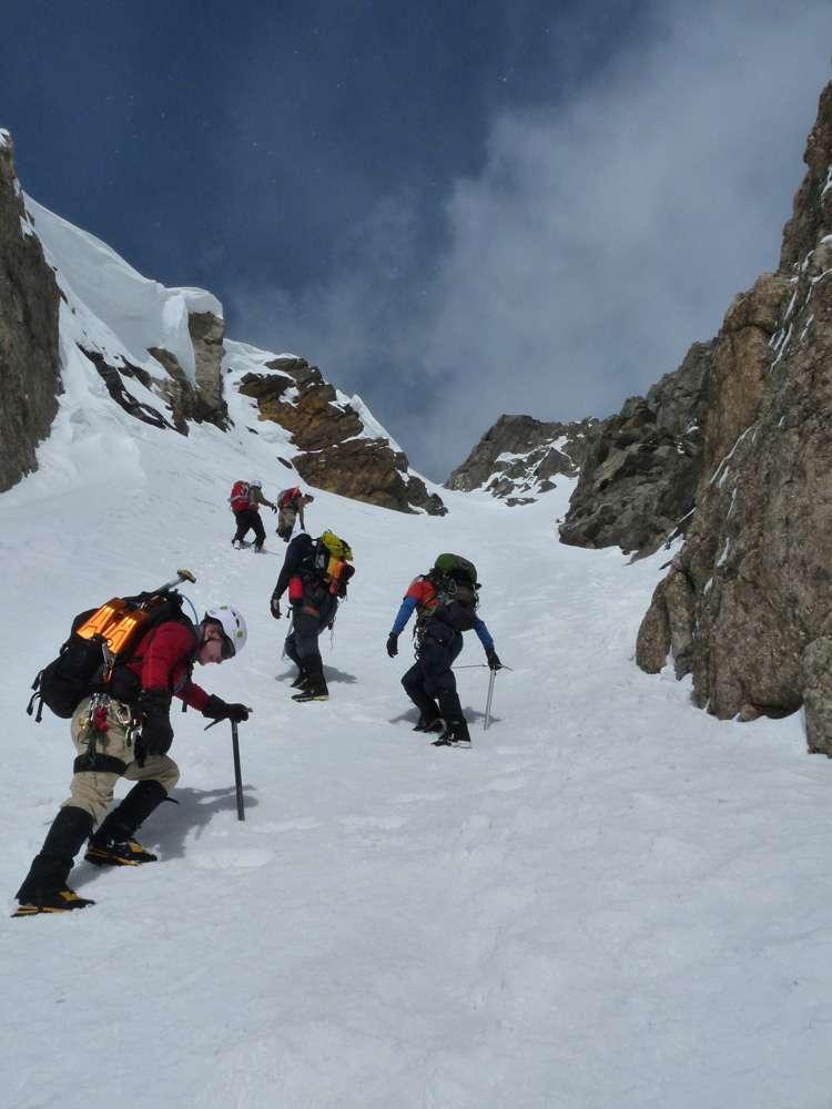 Le mal aigu des montagnes commence à se faire ressentir généralement à partir de 2.500 ou 3.000 m d'altitude, et au-delà. © FtCarsonPAO, Flickr, cc by 2.0