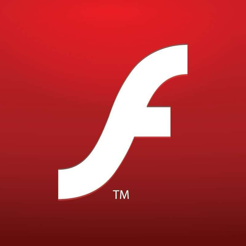 F comme Flash, ou F comme fini ? © Adobe