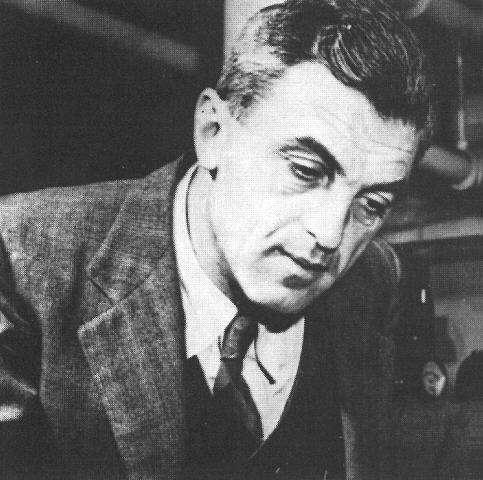 Le prix Nobel de physique Félix Bloch. Ses travaux ont conduit à la théorie des bandes d'énergie dans un solide. © Weizmann Institute of Science