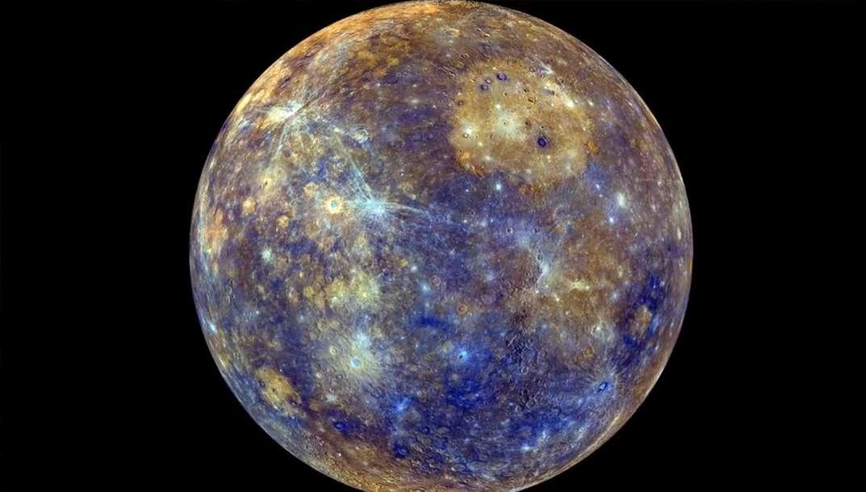 Mercure, le monde des extrêmes