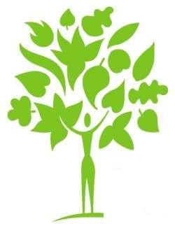 Logo officiel de la charte de l'environnement. © DR