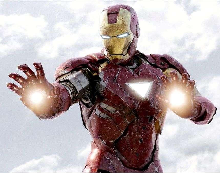 L'un des Avengers les plus emblématiques et peut-être aussi le plus réaliste du point de vue de la technologie, Iron Man. © Marvel