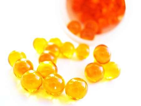 L'huile de poisson contient des oméga-3 qui ont des effets bénéfiques sur notre santé. Les deux principaux oméga-3 sont l'acide docosahexaénoïque (DHA) et l'acide eicosapentaénoïque (EPA). © Shakreez, flickr, cc by sa 2.0