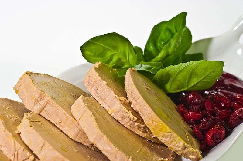 D'où vient le foie gras ? Ce mets de fête a une très longue histoire qui remonte à l'Antiquité. © Nikodem Nijaki, Wikipédia, cc by sa 3.0