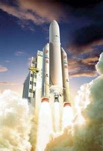 Ariane 5 version 10 tonnes