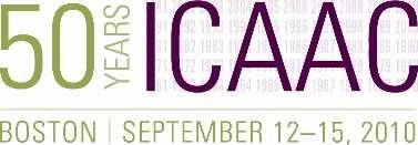 La 50e conférence annuelle de l'ICAAC qui se tient à Boston est l'occasion de partager, entre chercheurs et avec le public, les avancées de la science dans le domaine des antibiotiques. © DR