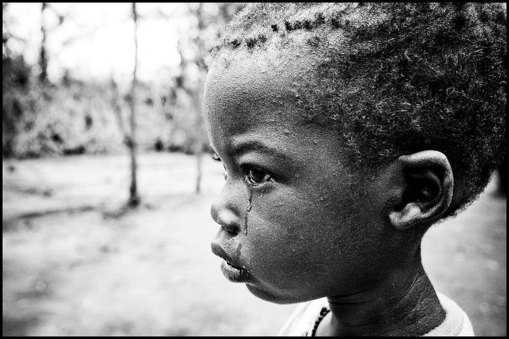 La malnutrition tue plus de trois millions d'enfants chaque année dans le monde. © Zoria, Flickr, cc by nc 2.0