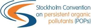 Logo de la Convention de Stockholm sur les polluants organiques persistants. © DR