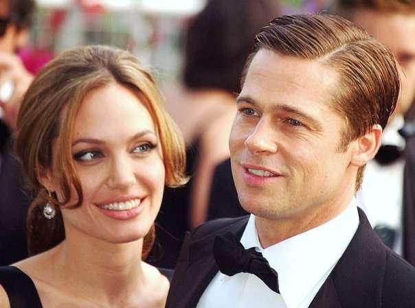 Brad Pitt, le compagnon d'Angelina Jolie, a qualifié l'acte de la comédienne d'« héroïque ». © Georges Biard, Wikimedia Commons, cc by sa 3.0