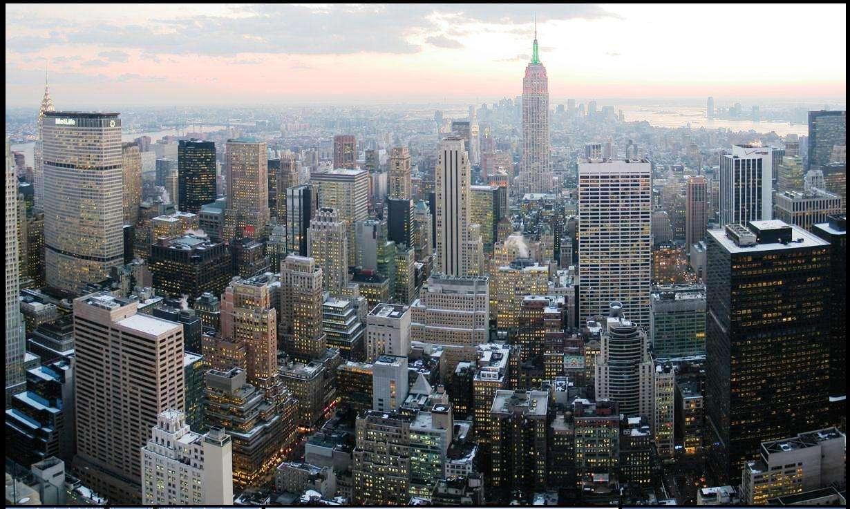 Un séisme ressenti à New York... Comment est-ce possible ? © Jleon, Wikipédia