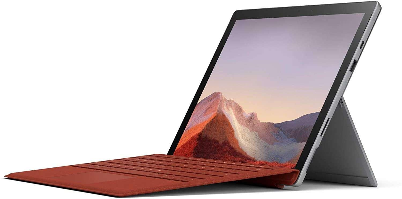 Soldes Amazon : 269 € de remise sur le PC Surface Pro 7