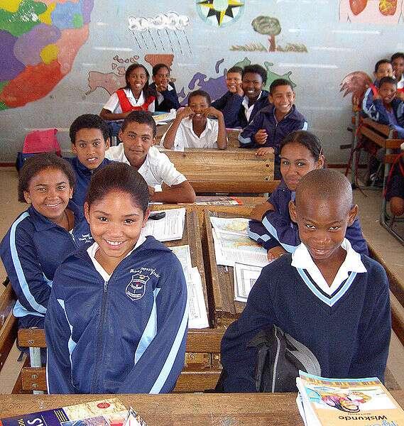L'Investissement responsable peut par exemple contribuer à un projet d'école en Afrique. © Henry Trotter, DP