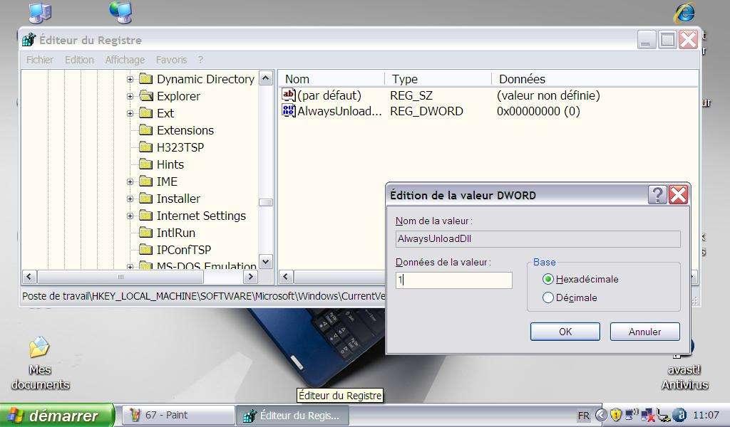 Décharger les DLL de la mémoire - Crédits Futura-Sciences