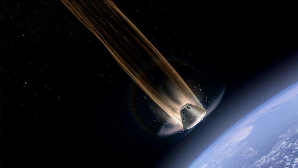 Le constructeur aéronautique Boeing a obtenu un brevet pour un concept de bouclier qui pourrait atténuer l'onde de choc provoquée par l'explosion d'une bombe. L'idée serait de protéger des véhicules militaires ou des bâtiments. © Nasa Marshall Space Flight Center, Flickr, CC by-nc 2.0