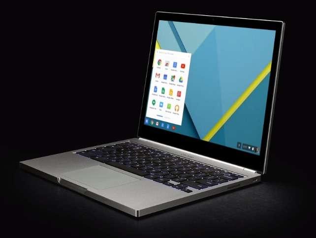 Alors que le premier Chromebook Pixel dépassait les 1.200 dollars (1.134 euros au cours actuel), le Pixel 2 que vient de présenter Google passe sous la barre symbolique des 1.000 dollars (945 euros). Un produit haut de gamme qui reste cher et réservé au seul marché nord-américain. © Google