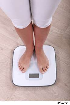 Le poids de forme correspond au poids où le sportif se sent le plus performant. © Phovoir