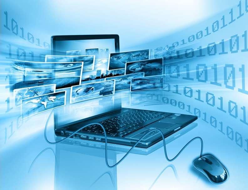 Réseaux, mobilité, cloud, transactionnel... L'informatique est présente dans TOUS les secteurs. Peu de risque de chômage ici ! © Fotolia