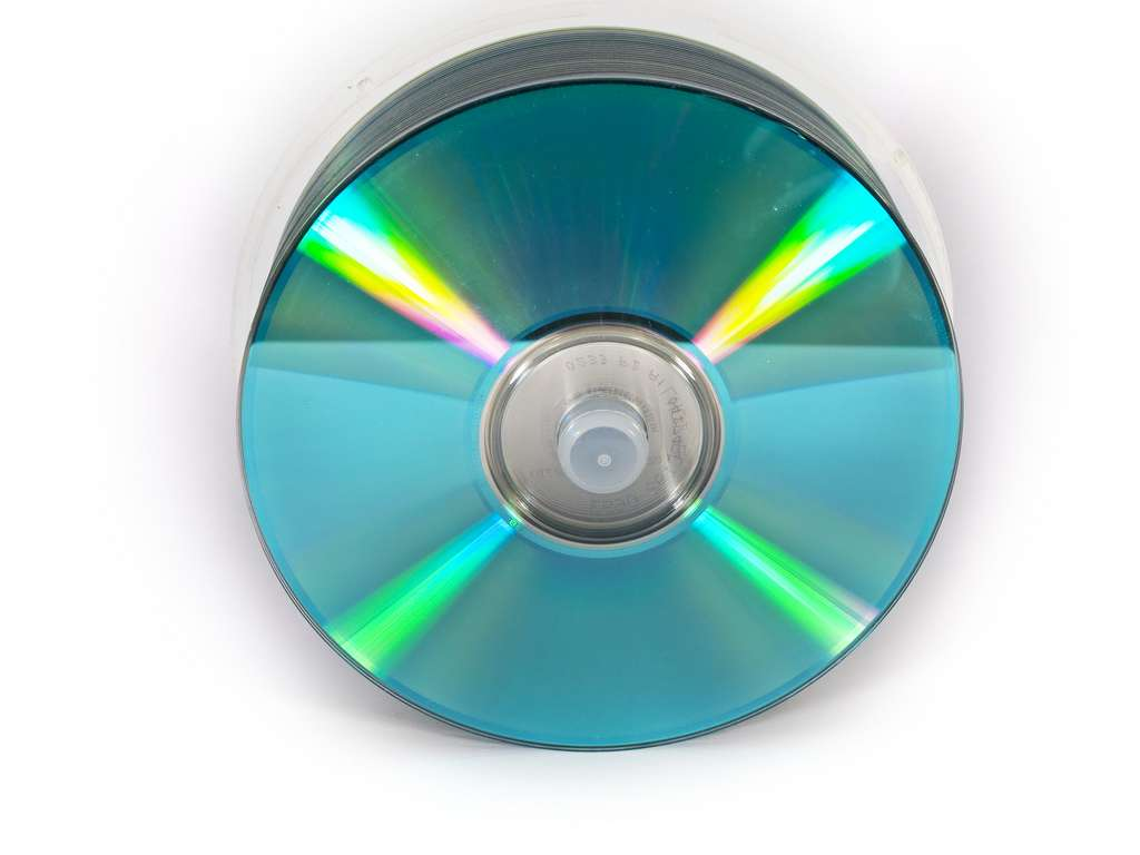 Les disques Ultra HD Blu-ray pourront contenir jusqu'à 100 Go de données en deux couches, contre 50 Go pour les Blu-Ray. © Rob Davies, Flickr, CC by-sa 2.0
