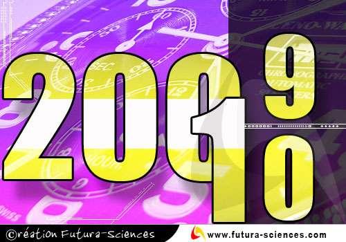 Bonne année 2010 !