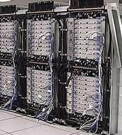 Le super-ordinateur Blue Gene 2 d'IBM