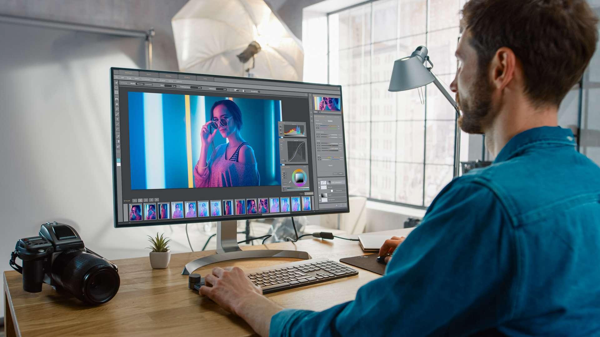Profitez d'une réduction inédite sur votre formation Photoshop et débutez vos designs dès maintenant ! © Gorodenkoff, Adobe Stock